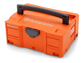 Husqvarna komplet akumulator, polnilec in zabojnik Semi-Pro 2