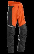 Delovne hlače za košnjo s trimerji in kosami Husqvarna High Viz